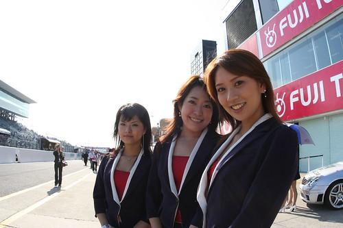 girls, Suzuka 2005