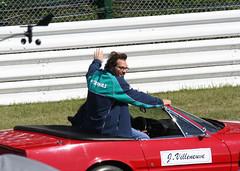 Jacques Villeneuve, Suzuka 2005