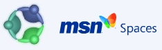 MSN Spaces Logo