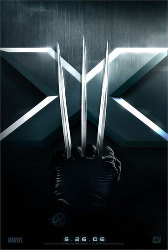 X3 Teaser Poster