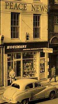 Housmans Bookshop, Caledonian Road