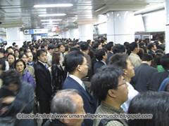 Estação Sadang, 9 da manhã em Seul