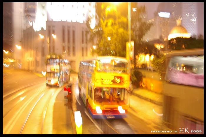 香港電車七
