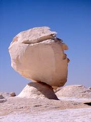 Tortured rocks