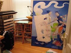 Artist mass room