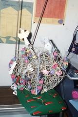 The original Christmas tumbleweed