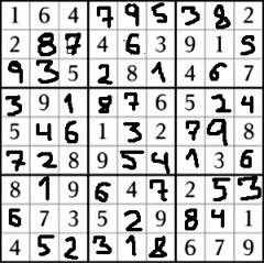 sudoku por saen