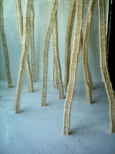 ATA toothpick clip sculpture, view 2