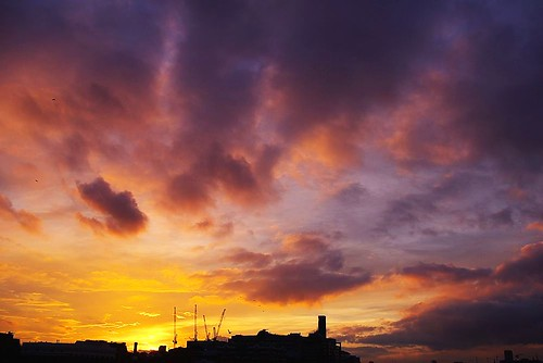 Southbank Sunset 2