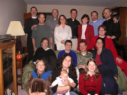 Seabury Group Photo