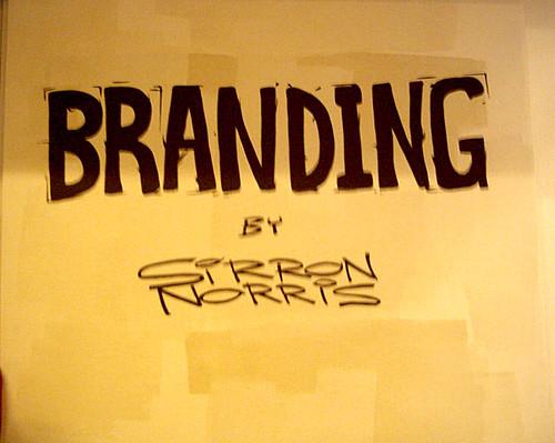 Branding - Sirron Norris