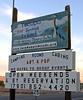 Tecopa Hot Springs Resort Sign