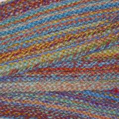 scarf - closeup