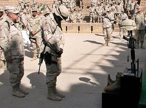 US Iraq dead
