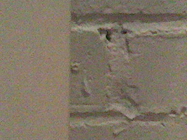 Face in Wall