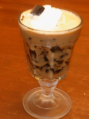 coffee jelly cream