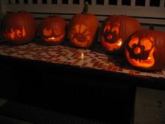 pumpkins round 2