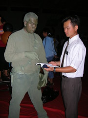 2005 Halloween - Missionary Encounter