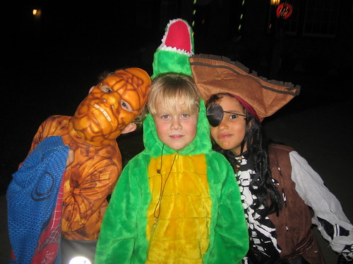 Conor, Luke, and Moody