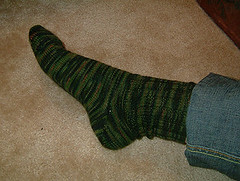 Camo Dream Sock 1