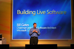 Bill Gates introduces Live