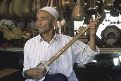 Uighur Musician