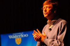 Bill Gates visit Waterloo