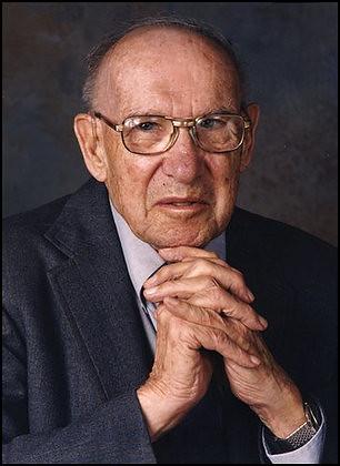 Falleció Peter Drucker