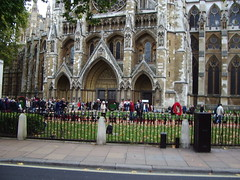 Westminster Abbey November 2005