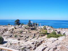 ruines puniques et romaines