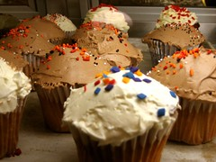 cupcake army