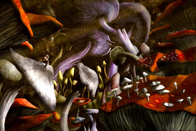 E.O.W Round 5: Fungal Tunnel - THE BIG VOTE!