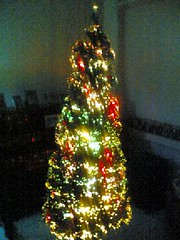 first christmas tree