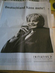 Merkel-Anzeige 1