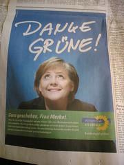Merkel-Anzeige 2