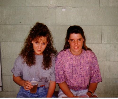 Keg Party, Spring 1992