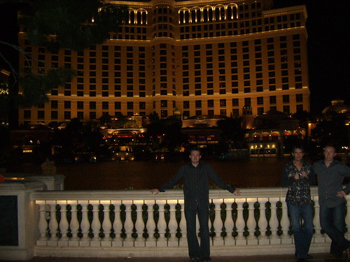 The Bellagio.