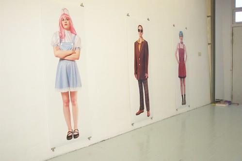 Laura Parnes @ Upstream Gallery