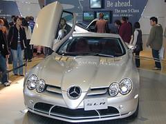 Osaka Motor Show Mercedes