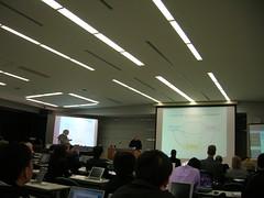 WMTE 2005 conference room