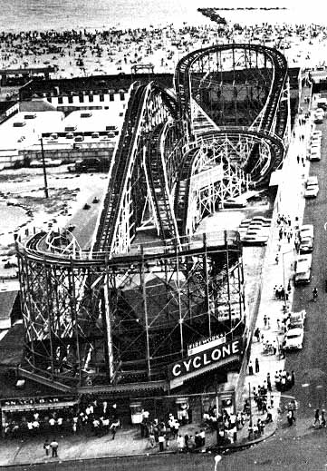 coney island cyclone-ucla