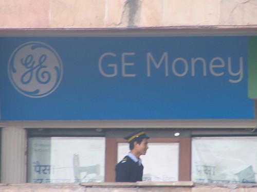 GE Money, baby