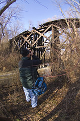 Saline Trestle: Shooting the Trestle