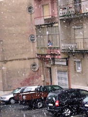 Nevão em Lisboa