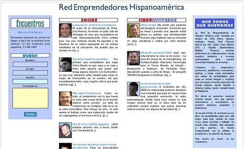 Red Emprendedores Hispanoamérica