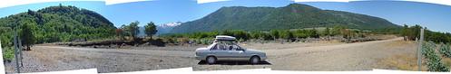 Camino a Tolhuaca