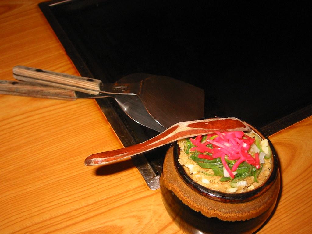 Okonomiyaki Batter 2