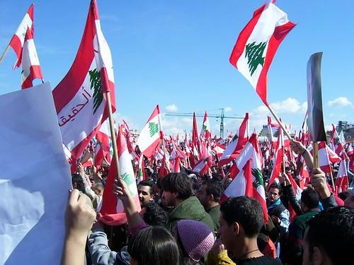 Foret de drapeaux