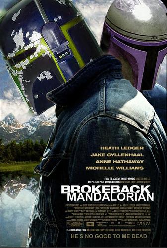 Brokeback Mandalorian