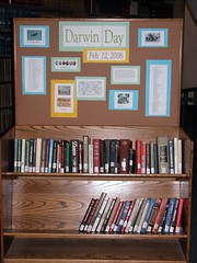 Darwin Day books